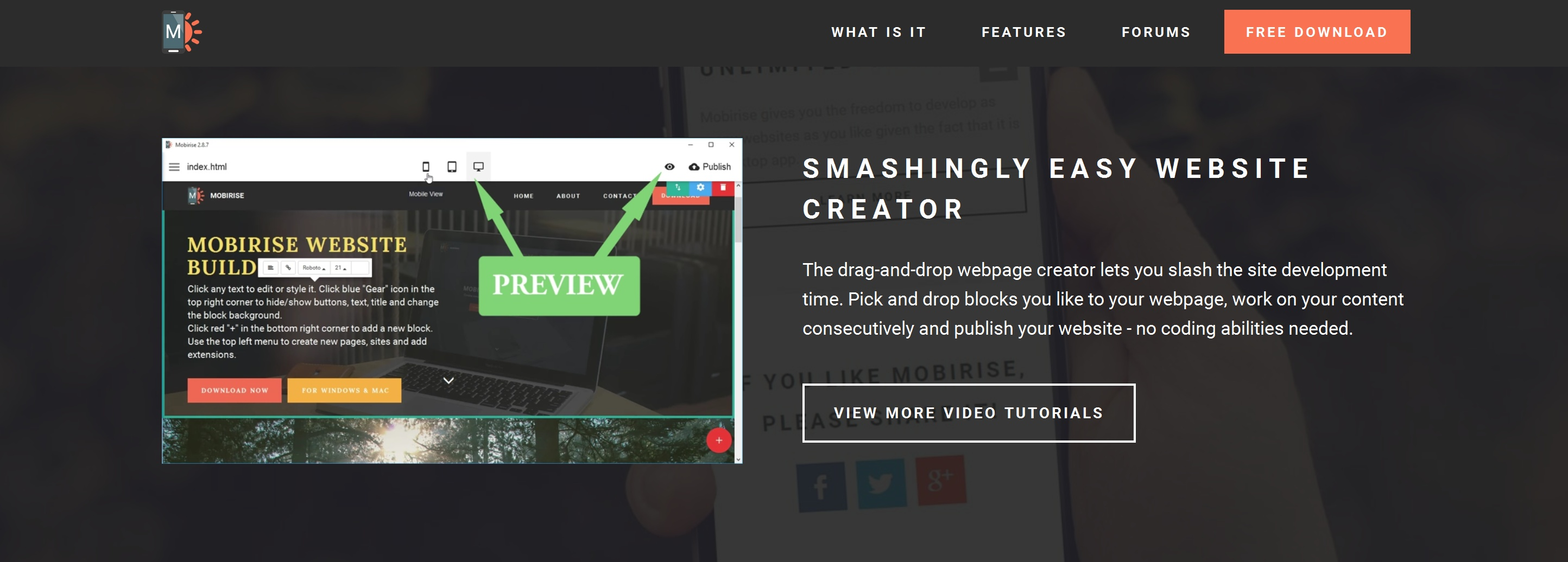 Best Drag and Drop Web Page  Creator Review